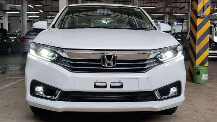 Honda Amaze Facelift 2021